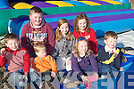 CHILDREN: Children who have been entertained at the Causeway Ploughing Championships on Sunday they were: Aodha?n and Oran Curley (Ballyduff), Jade and Adam Lynch  (Ballyduff), Andrew Lynch (Ballyduff), Aoife and Clodagh O'Carroll (Causeway).................................. ....