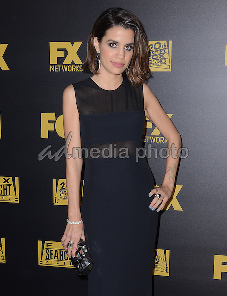 10 January  - Beverly Hills, Ca - Natalie Morales. FOX Golden Globes Awards Party 2016 Sponsored by American Airlines held at Beverly Hilton. Photo Credit: Birdie Thompson/AdMedia