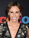 LOS ANGELES, CA - NOVEMBER 08: TV personality Keltie Knight arrives at the premiere of Disney Pixar's 'Coco' at El Capitan Theatre on November 8, 2017 in Los Angeles, California.