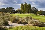 WASSENAAR  (NETH.) - Green hole 3. Golfclub Groendael in Wassenaar. COPYRIGHT KOEN SUYK