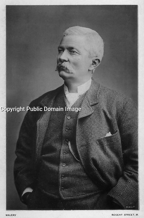 Henry Morton Stanley from In Darkest Africa, 2 vol., first edition<br /> *1890