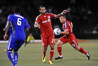 Maicon Santos...Kansas City Wizards defeated Toronto FC 1-0 at Community America Ballpark, Kansas City, Kansas,