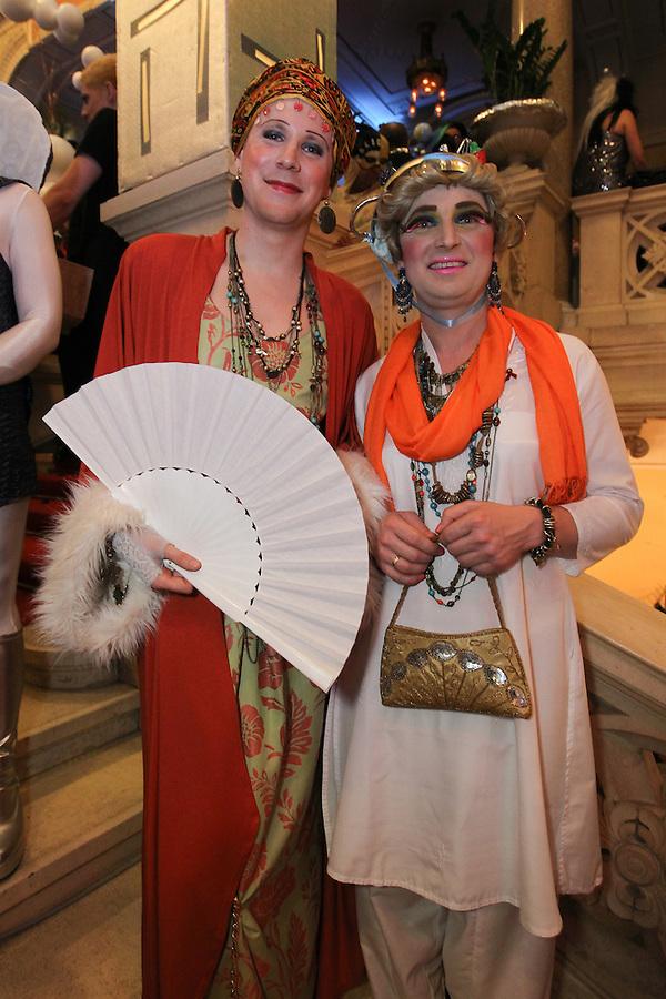 Tuntenball @Congress Graz (19.02.2011)