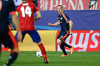 Bayer Munich´s forward Franck Ribery