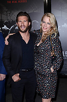 BURBANK, CA - FEBRUARY 05: Scott Eastwood, Alison Eastwood at the Premiere Of Warner Bros. Pictures' 'The 15:17 To Paris' at Steven J. Ross Theater/Warner Bros Studios Lot on February 5, 2018 in Burbank, California. <br /> CAP/MPI/DE<br /> &copy;DE//MPI/Capital Pictures