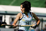 Japan's Chie Akutsu during Samsung Women's World Cup Hockey Pool B match between Japan and Australia at Club de Campo in Madrid, Monday 02 October, 2006. (ALTERPHOTOS/Alvaro Hernandez).