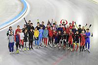 SPEEDSKATING: HEERENVEEN, ICE STADIUM THIALF, 26-06-2018, Training Longtrack speedskating Team China, ©photo Martin de Jong
