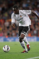 02/09/2012 - Liga Football Spain, FC Barcelona vs. Valencia CF Matchday 3 - CISSOKHO, new player (Valencia CF)