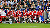 Football: Germany, 1. Bundesliga, FC Bayern Muenchen, Julian Green