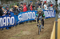 Thibau Nys, son of Sven<br /> <br /> UCI Worldcup Heusden-Zolder Limburg 2013