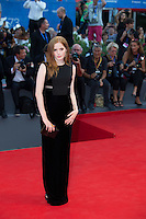 Ellie Bamber at the premiere of Nocturnal Animals at the 2016 Venice Film Festival.<br /> September 2, 2016 Venice, Italy<br /> Picture: Kristina Afanasyeva / Featureflash