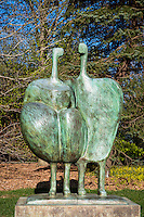 Big Vered, Itzik Benshalom, Grounds for Sculpture, Hamilton, New Jersey, USA