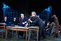 An Enemy of The People by Henrik Ibsen, a new version by Christopher Hampton directed by Howard Davies. With Jonathan Cullen as Aslaksen,  Hugh Bonneville as Dr Tomas Stockmann. Opens at Chichester Festival Theatre on 4/5/16 CREDIT Geraint Lewis
