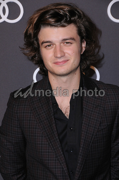 13 September  2017 - Hollywood, California - Joe Keery. Audi Celebrates the 69th Emmys held at The Highlight Room in Hollywood. Photo Credit: Birdie Thompson/AdMedia