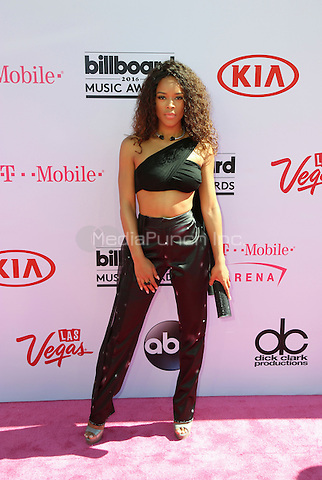 LAS VEGAS, NV - MAY 22: Serayah McNeill attends the 2016 Billboard Music Awards at T-Mobile Arena on May 22, 2016 in Las Vegas, Nevada. Credit: Parisa/MediaPunch.