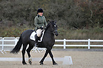 Class 5. Unaffiliated dressage. Brook Farm Training Centre. Essex. UK. 27/10/2018. ~ MANDATORY Credit Garry Bowden/Sportinpictures - NO UNAUTHORISED USE - 07837 394578
