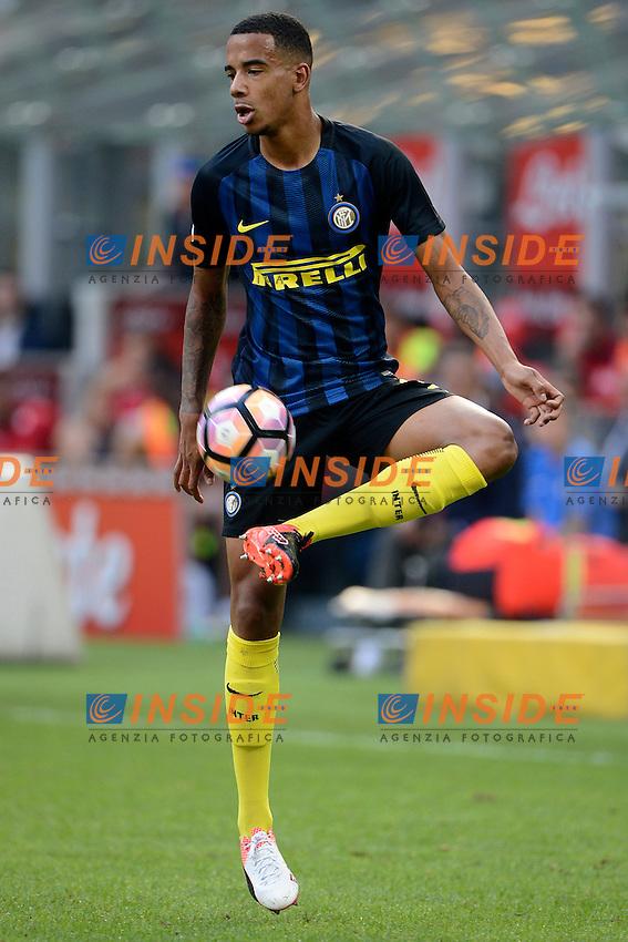 Senna Miangue Inter<br /> Milano 25-09-2016 Stadio Giuseppe Meazza - Football Calcio Serie A Inter - Bologna. Foto Giuseppe Celeste / Insidefoto