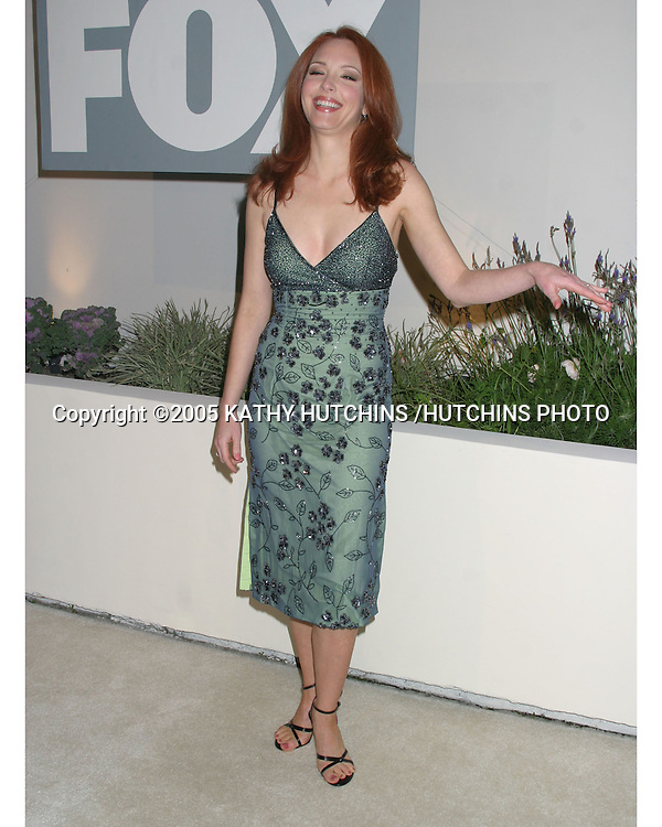 ©2005 KATHY HUTCHINS /HUTCHINS PHOTO.TELEVISION CRITICS ASSOCIATION PRESS TOUR PARTY.FOX-TV.LOS ANGELES, CA.JANUARY 17, 2005..AMY YASBECK