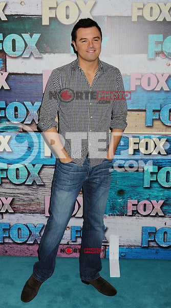 WEST HOLLYWOOD, CA - JULY 23: Seth MacFarlane arrives at the FOX All-Star Party on July 23, 2012 in West Hollywood, California. / NortePhoto.com<br />