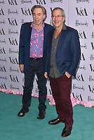 Andrew Lloyd Webber, Ben Elton at the V&amp;A&rsquo;s summer party at the Victoria and Albert Museum, London, England on June 22, 2016<br /> CAP/PL<br /> &copy;Phil Loftus/Capital Pictures /MediaPunch ***NORTH AND SOUTH AMERICAS ONLY***