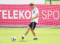 Nils Petersen (Deutschland Germany) - 31.05.2018: Training der Deutschen Nationalmannschaft zur WM-Vorbereitung in der Sportzone Rungg in Eppan/Südtirol