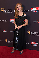 Sarah Rafferty attends the BAFTA Los Angeles Awards Season Tea Party at Hotel Four Seasons in Beverly Hills, California, USA, on 06 January 2018. Photo: Hubert Boesl - NO WIRE SERVICE - Photo: Hubert Boesl/dpa /MediaPunch ***FOR USA ONLY***
