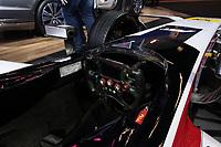 SÃO PAULO, 08.11.2018  - SALAO DO AUTOMOVEL  - Audi Formula E exibidos na 30ª edição do Salão do Automóvel nesta quarta-feira (08) no São Paulo Expo, zona sul da capital paulista.<br /> <br /> (Foto: Fabricio Bomjardim / Brazil Photo Press)