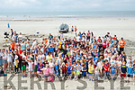 Hundreds entered the Ballyheigue Summer Festival Sand Castle competition on Ballyheigue Beach on Saturday morning