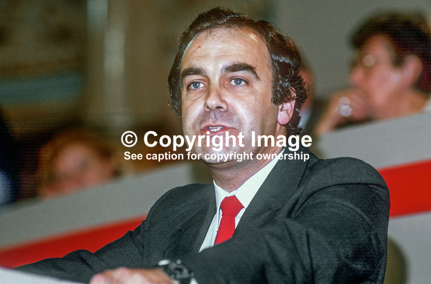 Andrew MacKinlay, MP, Labour Party, UK, 19860933AMK<br />