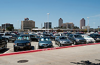 A view of builds from the Valley View Center Mall in Dallas, Texas, Saturday, August 21, 2010. ..MATT NAGER for the Wall Street Journal