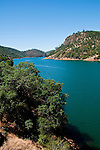 Don Pedro Lake Reservoir, California, USA.  Photo copyright Lee Foster.  Photo # california120617