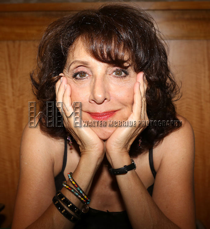 "NEW YORK, NY - July 9, 2013:  Andrea Martin  attending the Broadway cast of ""Pippin"" Performance & CD Signing at Barnes & Noble 86th Street."