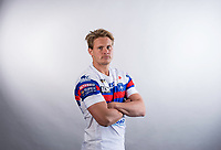 Picture by Allan McKenzie/SWpix.com - 11/01/18 - Rugby League - Super League - Wakefield Wildcats Media Day 2018 - Beaumont Legal Stadium, Belle Vue, Wakefield, England - Jacob Miller.