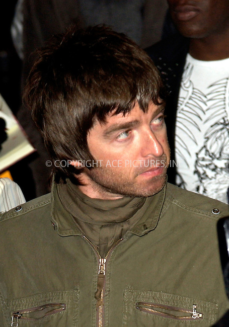 WWW.ACEPIXS.COM . . . . .  ... . . . . US SALES ONLY . . . . .....LONDON, FEBRUARY 17, 2005....Noel Gallagher at the 2005 NME Awards held at Hammersmith Palais.....Please byline: FAMOUS-ACE PICTURES- P. POPE... . . . .  ....Ace Pictures, Inc:  ..Philip Vaughan (646) 769-0430..e-mail: info@acepixs.com..web: http://www.acepixs.com