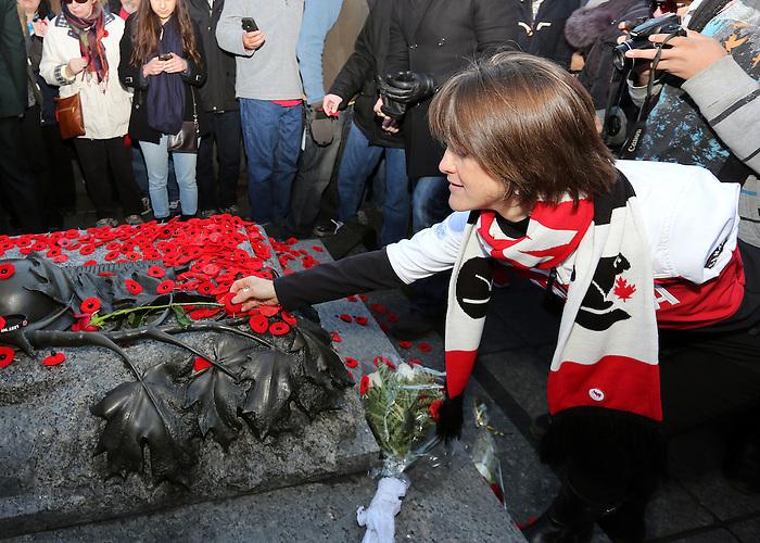 Remembrance Day 2014, Ottawa, ON | Jour du Souvenir, Ottawa ON