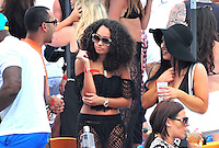 **ALL ROUND EXCLUSIVE PICTURES FROM SOLARPIX.COM**<br /> **DOUBLE SPACE RATES APPLY**<br /> **WORLDWIDE SYNDICATION RIGHTS**<br /> Little Mix singer Leigh-Anne Pinnock was spotted partying at the Champagne Spray Party at the Ocean Club in Marbella this weekend with her on-off boyfriend, Jordan Kiffin, who plays football for Ashford Town F.C. Leigh-Anne was in Marbella for a long weekend with fellow band-mate Jade Thirwall, who was hard to spot in the crowd.<br /> This pic:   Leigh-Anne Pinnock <br /> JOB REF:  18224  GTSsf       DATE:  24.05.15<br /> **MUST CREDIT SOLARPIX.COM OR DOUBLE FEE WILL BE CHARGED**<br /> **MUST AGREE FEE BEFORE ONLINE USAGE**<br /> **CALL US ON: +34 952 811 768 or LOW RATE FROM UK 0844 617 7637****ALL ROUND EXCLUSIVE PICTURES FROM SOLARPIX.COM**<br /> **DOUBLE SPACE RATES APPLY**<br /> **WORLDWIDE SYNDICATION RIGHTS**<br /> Little Mix singer Leigh-Anne Pinnock was spotted partying at the Champagne Spray Party at the Ocean Club in Marbella this weekend with her on-off boyfriend, Jordan Kiffin, who plays football for Ashford Town F.C. Leigh-Anne was in Marbella for a long weekend with fellow band-mate Jade Thirwall, who was hard to spot in the crowd.<br /> Leigh-Anne <br /> This pic:   Leigh-Anne Pinnock <br /> JOB REF:  18224  GTSsf       DATE:  24.05.15<br /> **MUST CREDIT SOLARPIX.COM OR DOUBLE FEE WILL BE CHARGED**<br /> **MUST AGREE FEE BEFORE ONLINE USAGE**<br /> **CALL US ON: +34 952 811 768 or LOW RATE FROM UK 0844 617 7637**