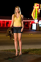 Sex Drive (2008) <br /> Katrina Bowden<br /> *Filmstill - Editorial Use Only*<br /> CAP/MFS<br /> Image supplied by Capital Pictures