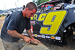 Aug 13, 2011; 4:56:30 PM; Union, KY., USA; The 29th Annual ìSunoco Race Fuels North/South 100î running a 50,000-to-win event presented by Lucas Oil at Florence Speedway in Union, KY. Mandatory Credit: (thesportswire.net)