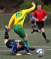 160813 Central League Football - Miramar Rangers v Lower Hutt