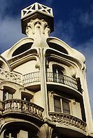 Europe/France/Ile-de-France/Paris&nbsp;: &quot;BELLE EPOQUE&quot; - Ancien &quot;F&eacute;lix Potin&quot; 140 rue de Rennes<br /> PHOTO D'ARCHIVES // ARCHIVAL IMAGES<br /> FRANCE 1990