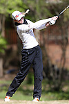 16 April 2016: Virginia Tech's Whitney Stevenson. The Second Round of the Atlantic Coast Conference's Womens Golf Tournament was held at Sedgefield Country Club in Greensboro, North Carolina.