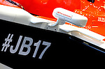 Message in support for Jules Bianchi<br /> for the complete Middle East, Austria & Germany Media usage only!<br />  Foto © nph / Mathis