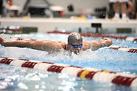 March 27th, 2009:. 2009 Men's NCAA Swimming & Diving  Championships held on the Texas A&M campus in College Station, Texas.