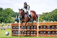 AUS-Shane Rose rides Virgil during the Neptune Trophy for Advanced Horses. 2017 GBR-Festival of British Eventing at Gatcombe Park. Sunday 6 August. Copyright Photo: Libby Law Photography