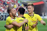01.09.2013: Eintracht Frankfurt vs. Borussia Dortmund