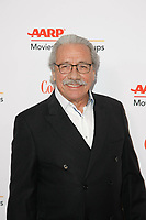 BEVERLY HILLS, CALIFORNIA - FEBRUARY 04: Edward James Olmos at AARP The Magazine's 18th Annual Movies for Grownups Awards at the Beverly Wilshire Four Seasons Hotel on February 04, 2019 in Beverly Hills, California. Credit: ImagesSpace/MediaPunch