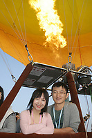 20170923 23 September Hot Air Balloon Cairns