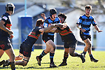 NELSON, NEW ZEALAND - UC Championship - Nelson College v St Thomas XV. Nelson College, New Zealand. Friday 10 July 2020. (Photo by Chris Symes/Shuttersport Limited)