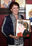 Judy Kaye.attending the unveiling of the Sardi's Kelli O'Hara Caricature in New York City on June 5, 2012.