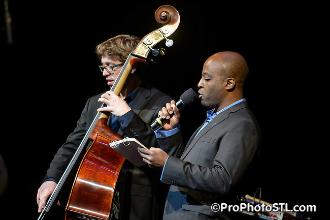 Jazz St. Louis Family Concert at Touhill Performing Arts Center in St. Louis, MO on Oct 7, 2012.